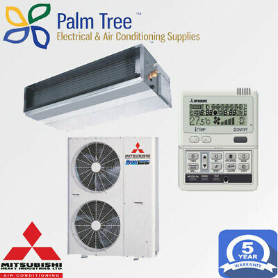AU7609.99 • Buy Mitsubishi Heavy Industries Duct Air Conditioner 12.5kW FDUA125VF Supply+Install