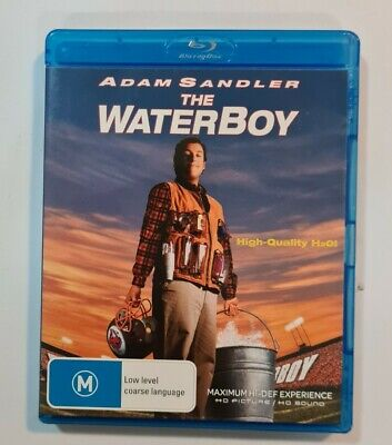 AU12.99 • Buy The Waterboy (Blu-ray) VGC. Adam Sandler.