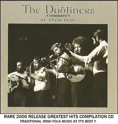 £3.95 • Buy The Dubliners - Essential 27 Greatest Hits Collection -Traditional Irish Folk CD