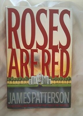£4.33 • Buy Roses Are Red By James Patterson Hardcover, 1st Edition