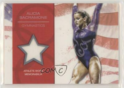 $ CDN22.20 • Buy 2012 Topps US Olympic Team And Hopefuls Relic Alicia Sacramone #OR-AS Rookie