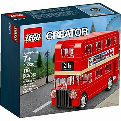 $ CDN56.78 • Buy LEGO 40220 Creator Series Double Decker London Bus