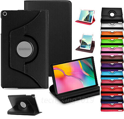 For Samsung Galaxy Tab A7 10.4  SM-T500 (2020) Rotating 360° Leather Case Cover  • 5.97£