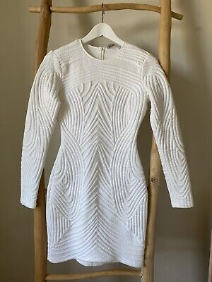 AU80 • Buy Alice McCall White Dress Size 6 Pre-owned