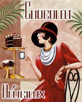 £8.99 • Buy KITCHEN CANVAS Art Deco Coffee Cafe Picture 12 X16inch Stretched Over Frame