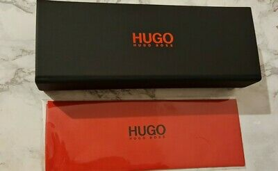 Brand New Hugo Boss Glasses Case With Unopened Cloth • 10£