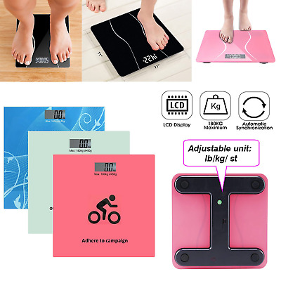 Not-Salter Digital Black Bathroom Scales Compact Glass Profile Body Weighing9207 • 10.69£