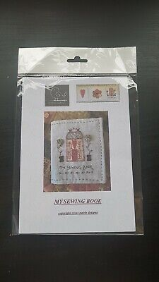 Cross Patch - My Sewing Book Instructions • 3.99£