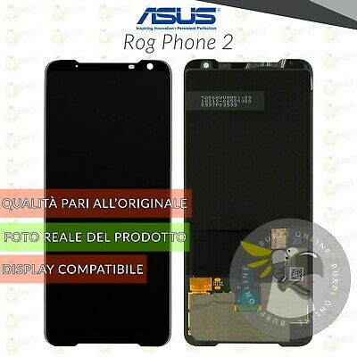 AU278.56 • Buy Display Oled Asus Rog Phone 2 Ii Zs660kl Touch Screen Vetro Schermo