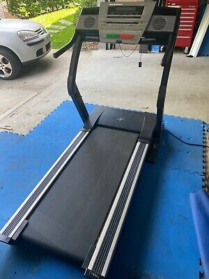 AU406 • Buy NordiTrack E3800 Treadmill Used In Good Condition