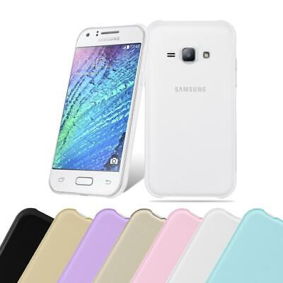 £3.99 • Buy Silicone Case For Samsung Galaxy J1 ACE Shock Proof Cover Ultra Slim TPU Gel