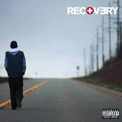 EMINEM Recovery CD 2010 • 6.99£