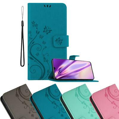 £7.99 • Buy Case For Samsung Galaxy A70 Phone Cover Flower Design Wallet Book