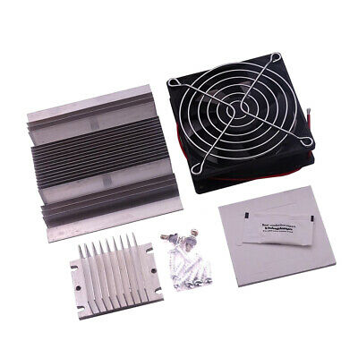 £11.43 • Buy Thermoelectric Peltier Refrigeration Semiconductor Cooling System Kit Cooler