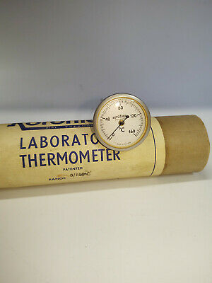 Rototherm Laboratory Thermometer 0/160 Degrees C • 25£