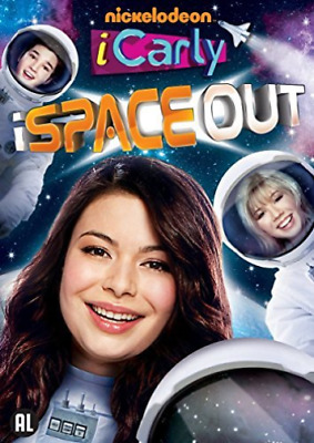 Icarly - Ispace Out [Region 2] - Dutch Import DVD NEW • 7.55£