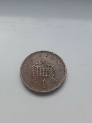 £9 • Buy 1p Coin 1971 Rare Used See Pics New Penny.