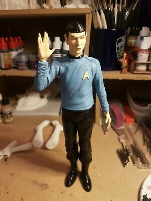 Star Trek Spock Model Kit Figure/Statue  • 19.99£