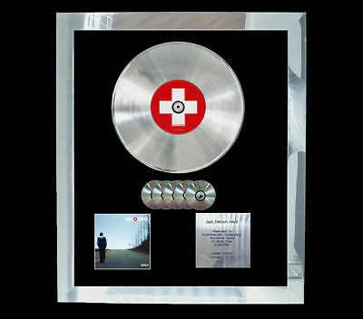 Eminem Recovery   Multi (gold) Cd Platinum Disc Free Postage!! • 297.97£