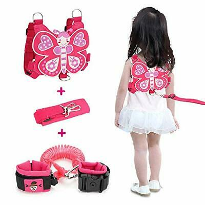 Lehoo Castle Toddler Rein For Walking, Baby Rein Anti Lost Safety Wrist Link For • 37.99£