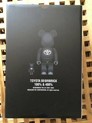 $448.67 • Buy Toyota / Drive Your Teenage Dreams Bearbrick Be Rbrick 100 400 Set Medicom Toy