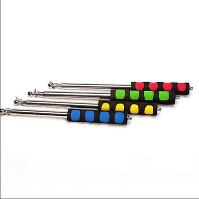 Guide Flagpole Hardware Flag Pole Telescoping Stainless C1A5 Z6M9 Teaching I4S1 • 6.57£