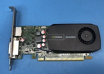 $ CDN15.31 • Buy Nvidia Quadro 600 Video Card Tested Working