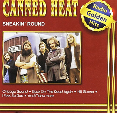 £9.79 • Buy Canned Heat-sneakin Around Cd New