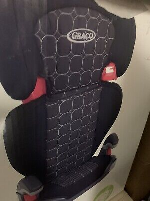 £20 • Buy Graco Junior Maxi Lightweight 4-12 Years Kids High Back Booster Car Seat - Black