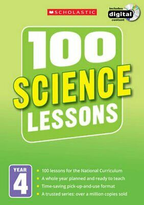 100 Science Lessons: Year 4 By Kendra McMahon 9781407127682 | Brand New • 20.98£