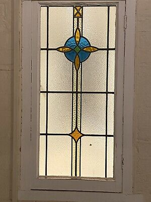 Stained Glass Decorative Leaded Window • 100£