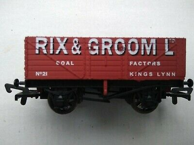 Dapol  Wagon B540 Rix & Groom King's Lynn With Real Coal Load • 12£