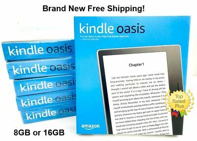 AU259.67 • Buy Kindle Oasis (8GB Or 32GB) E-reader Tablet 7  9th Gen Waterproof Graphite NEW
