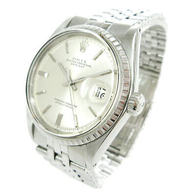 $ CDN4775.03 • Buy ROLEX 1603 Oyster Perpetual Datejust Wristwatch Watch Automatic No.2 M15106