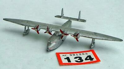 #134 Dinky Aircraft 60w Clipper Flying Boat • 40£