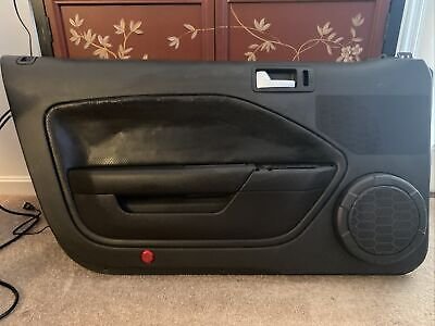 $179.99 • Buy 05 06 07 08 09 Ford Mustang GT Drivers Side Door Panel Left LH Black 2005-2009