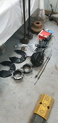 AU2650 • Buy Holden Hq,hj,hx,hz,wb Genuine  Complete Rear Disc Brake Set Up .