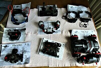 Large Lot Of Spin Master Spy Gear. Walkie Talkie-cameras- Goggles Etc. (4696). • 106.35£