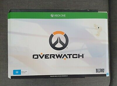 AU129.95 • Buy Overwatch Collectors Edition Xbox One