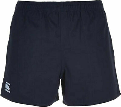 Canterbury Men's Professional Cotton Rugby Shorts Navy Medium New Rrp £17 • 12.49£