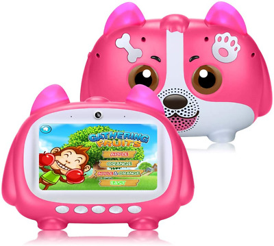 Qimaoo 7  Inch Kids Tablet, Android 9.0 Tablet Google Certificated, Parental - • 85.98£
