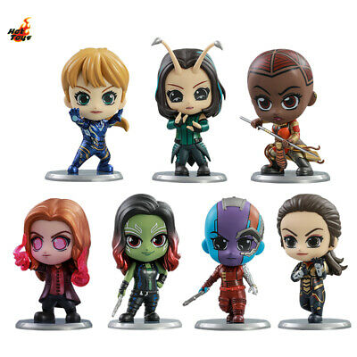 $ CDN47.71 • Buy Hot Toys Avengers Endgame Rescue Okoye Gamora Scarlet Witch Cosbaby Collectible
