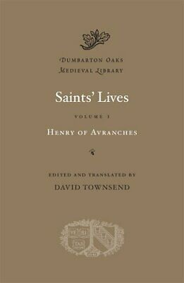 Saints Lives: Volume I, Hardback,  By Dumbarton Oaks Medieval Library • 30.43£