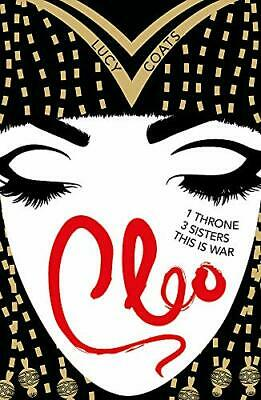 Cleo: Book 1, Paperback,  By Lucy Coats • 8.03£