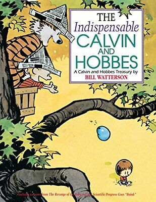 The Indispensable Calvin And Hobbes, Hardback,  By Bill Watterson • 22.82£