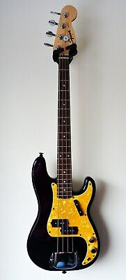 Squier Mini P-bass - Small, Superb, Upgraded, Brand New, A Great Bass!!! • 127£