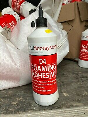 £6.99 • Buy 1KG D4 Foaming Glue/Adhesive For Wood, Joinery Work