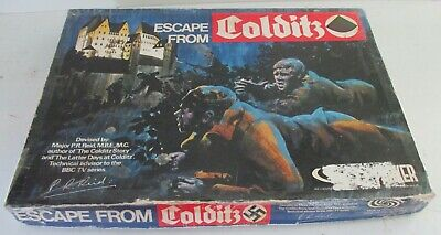 Escape From Colditz ~ Parker Games  (1973)  • 35£