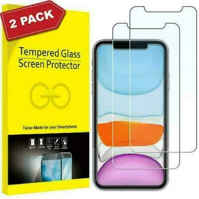 Tempered Glass Screen Protector For Huawei PSmart P10 P20 Lite Pro Honor 9 Lite • 2.99£