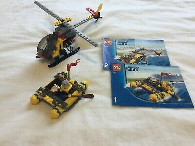 £20 • Buy Lego City Harbour Helicopter & Raft 2230 Sea Plane